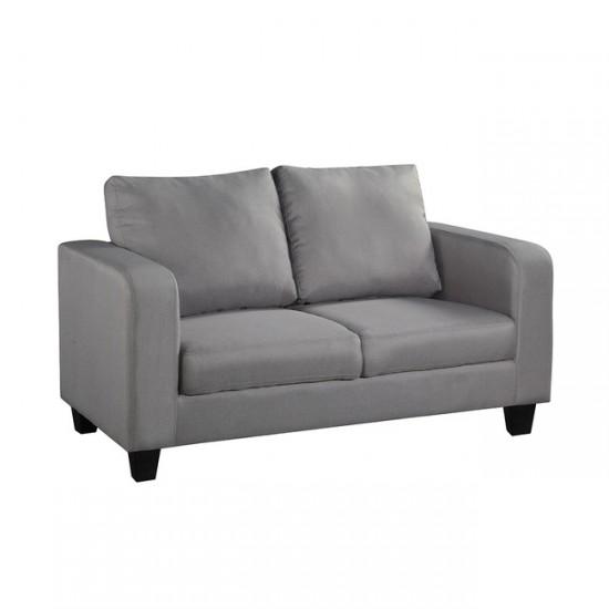 Beau Grey Fabric Sofa